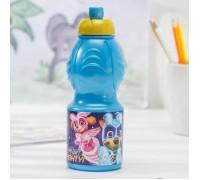 Бутылка для детей «Щенячий патруль. Могучие щенки», 400 мл