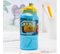 Бутылка для детей «Тачки. К гонке готов», 420 мл
