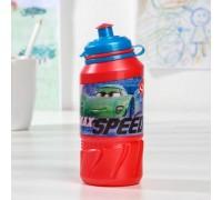 Бутылка для детей «Тачки. Грани гонок», 420 мл