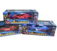 Машина на пульте управления  Alliance  Капитан Америка 408