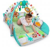 Развивающий коврик с игрушками и шариками  5 в 1