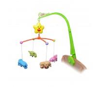 Мобиль с мягкими игрушками Sweet goodles механический завод
