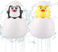 Игрушка для ванной Яйцо лейка