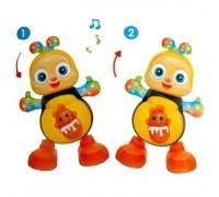 "Интерактивная игрушка ""Танцующая пчелка"" 21х14см"