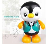 "Интерактивная игрушка ""Танцующий пингвин"" 21х14см 1 шт"