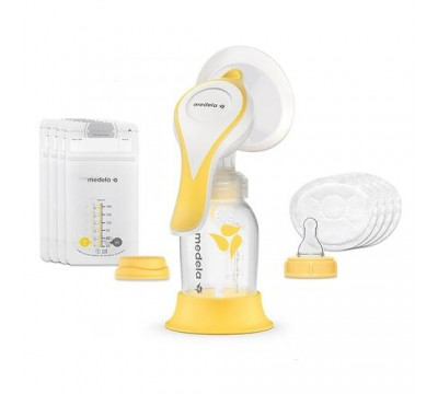 Молокоотсос MEDELA ручной HARMONY Essentials 101041164