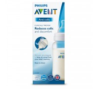 Детская бутылочка серии Anti-colic Philips Avent SCF810/17, 125 мл, 0 мес.+
