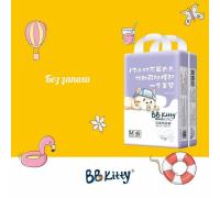 Подгузники BB KITTY М (6-11кг) 48 шт