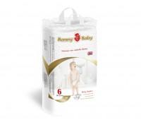 Подгузники Mommy Baby 6 (13-23 кг) 36 шт