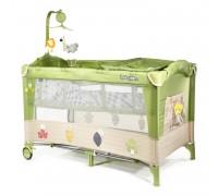 Кровать-манеж Dreamy Green