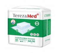 Пеленки TerezaMed normal, впитывающие, 60 х 60 см, 30 шт