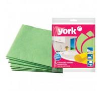"Салфетка бытовая вискоза ""York"", 5 штуки"