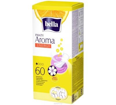 Прокладки ежедневные Bella Panty aroma energy 20 шт