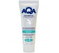 AQA dermika Восстанавливающий детский крем-эмолент, 75 мл  0+