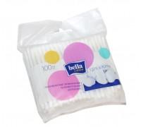 Ватные палочки Bella Cotton (100 шт.) пэп. пок