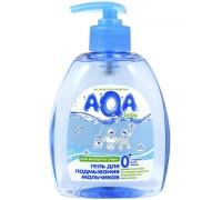 AQA baby гель для подмывания мальчиков , от 0, 300 мл