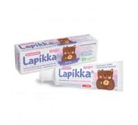 Lapikka Зубная паста с кальцием и календулой Baby Бережный уход 45 г 0+