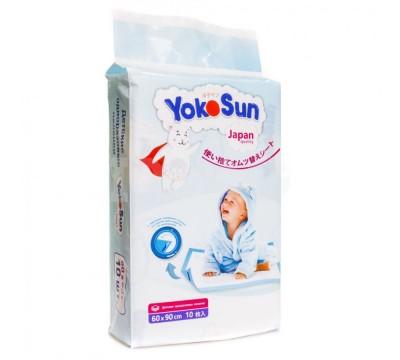 Пеленки для младенцев YokoSun 90x60 см