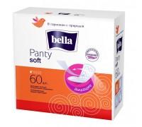 Прокладки ежедневные bella Panty soft, 60 шт.