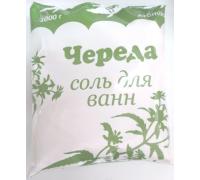 """Морская соль """"Череда"""" 1000гр"""