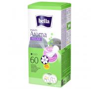 Прокладки ежедневные Bella Panty aroma relax 50+10 шт