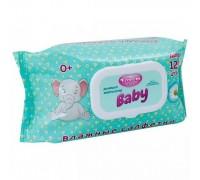 Влажные салфетки Econom care Baby 120 шт