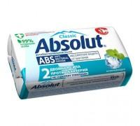 Мыло Absolut освежающее антибактериальное 90 гр
