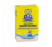 Хозяйственное мыло Ушастый нянь с отбеливающим эффектом 180 г ск5