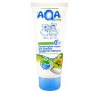 AQA baby крем тальк для кожных складочек лёгкий 100 мл
