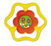 Погремушка-прорезыватель «Солнышко» Стеллар 01908