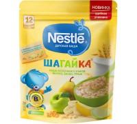 Каша Nestle ШАГАЙКА молочная 5 злаков яблоко-банан-груша 200гр с 12 меcяцев