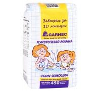 Каша Гарнец Кукурузная манка 450 гр.