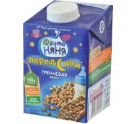 Кашка молочно–гречневая Фрутоняня 500 мл 3 года +