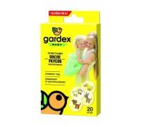 Пластыри после укуса насекомых  Gardex Baby для детей