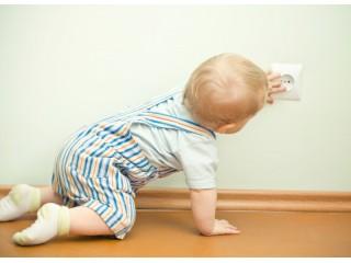 Как сделать безопасным пребывание ребенка в доме