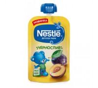 Пюре из чернослива Nestle 90гр с 4 месяцев