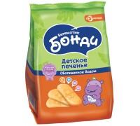 """Печенье Бегемотик Бонди """"Обогащенное йодом"""", с витаминами, растворимое, 180 г 5 мес +"""