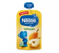 Пюре из груш Nestle 90гр с 4 месяцев