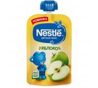 Пюре из яблок Nestle 90гр с 4 месяцев