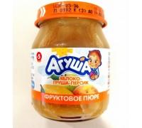 Пюре Агуша Яблоко груша персик 115 гр