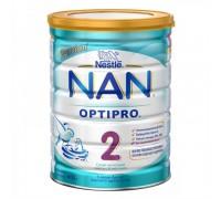 Cухая молочная смесь NAN 2 (с 6 мес.) 800 г