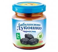 Пюре Бабушкино Лукошко чернослив 100 г 5+ мес