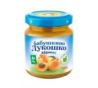 Пюре Бабушкино Лукошко абрикос 100 г 4+ мес