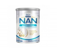 Cухая молочная смесь NAN Безлактозный  400 г