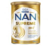 Cухая молочная смесь NAN  Supreme, с рождения до года, 400 г