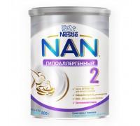 Cухая молочная смесь NAN 2 гипоаллергенный, с 6 месяцев, 800 г