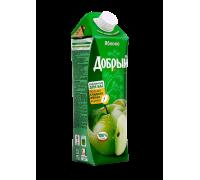 Сок Добрый яблоко  1 л с 3х лет