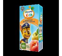 Сок ФрутоKIDS яблоко персик 0,2л  5+мес