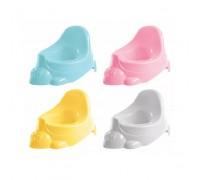 Горшок-игрушка  детский Пластишка цвет микс