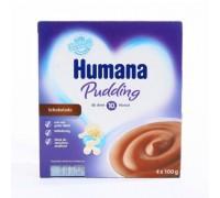 Humana Шоколадный пудинг с 10 месяцев